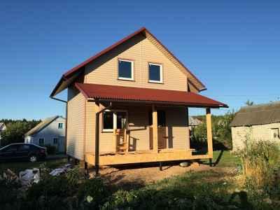 дом с терассой